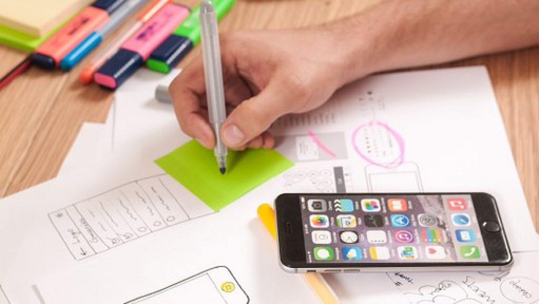 פיתוח אפליקציה יחד עם חווית משתמש